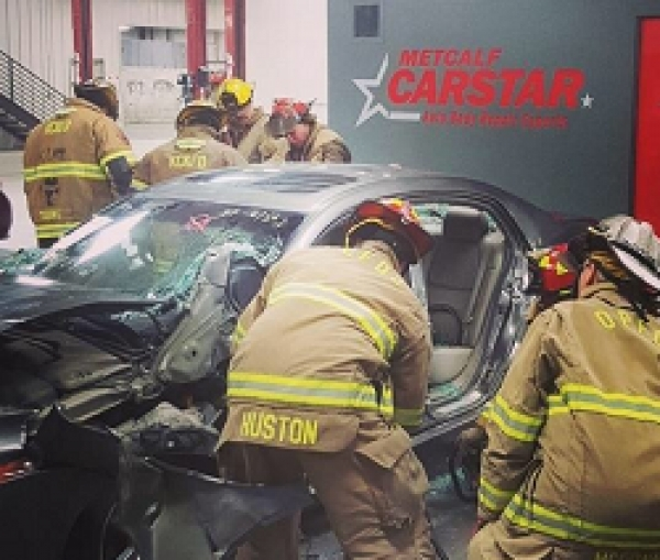 CARSTAR Teams with KS First Responders for Emergency Extrication Program