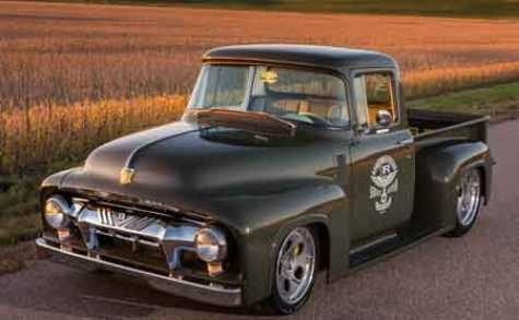 "1956 Ford F100 Truck ""Clem 101"""