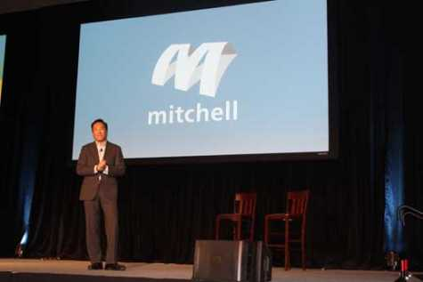 Alex Sun, Mitchell's CEO