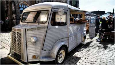 On the Lighter Side: This Vintage Euro Van Is Making a Comeback