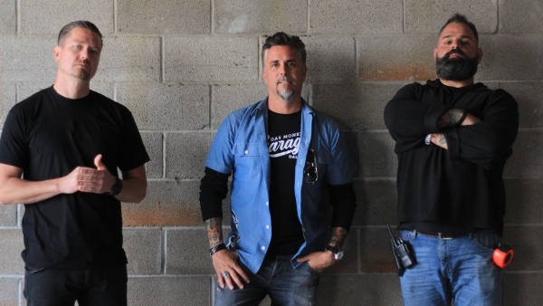 New TV Show 'Garage Rehab,' Starring Richard Rawlings, Helps Garage Owners