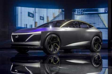 Nissan introduced the IMs, a pure electric all-wheel drive concept car with fully autonomous drive capability, in January in Detroit.