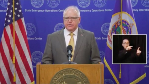 Gov. Tim Walz on Jan. 6 announced the loosening of COVID-19 restrictions starting Monday for many venues including bars and restaurants.