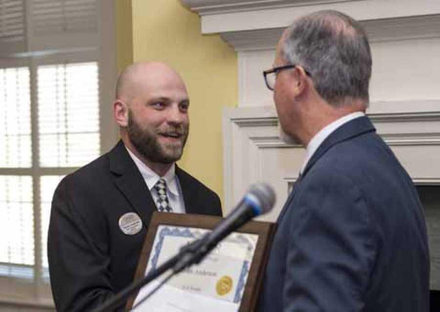 Lanier Tech Hands Out Student Teacher Awards In Ga