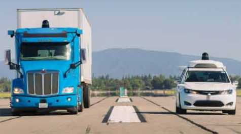 Autonomous truck and minivan testing is expanding nationwide.