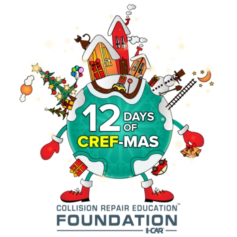 First Day of CREF-mas Showcases CREF's Ability to Connect Collision Repair Students and Employers