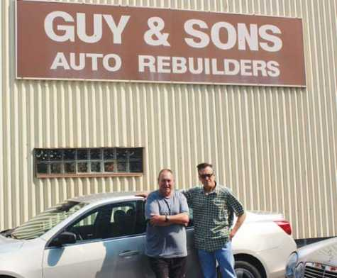 Dan Pascale and Tom Pascale, who took over the family business from their father, were known for making sure Guy & Sons personnel did superior work on cars.