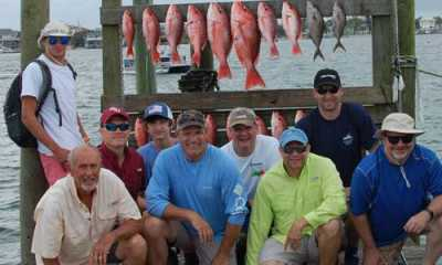 On Friday morning, attendees had the option of participating in a deep sea fishing expedition aboard the Relentless, sponsored by Federal Insurance.