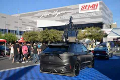 2020 SEMA Show Still On, Despite Growing Number Of COVID-19 Cases in Nevada