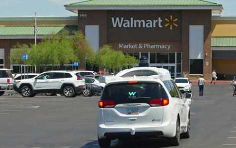 Walmart To Transport Shoppers in Waymo Self-Driving Cars