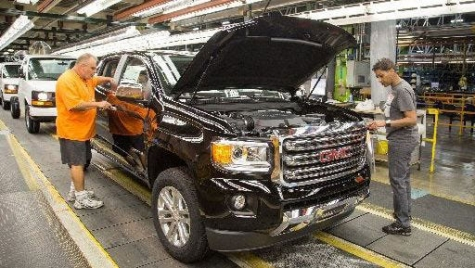 General Motors added a third shift at its Wentzville (MO) Assembly Plant last September to build trucks and vans.