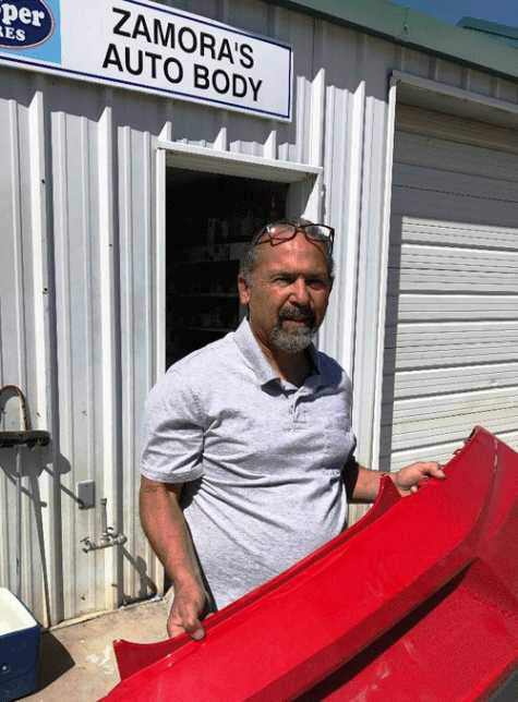 When Dave Zamora moved from the Bay Area to open Zamora Auto Body in Valley Springs, CA, he thought things would get better, but now he's not getting paid enough on his repairs and having issues recycling bumpers.