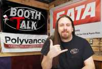 Jeremy Winters, a veteran painter with 17 years of experience hosts Booth Talk, a podcast whose mission is to unite refinishers and share valuable information.