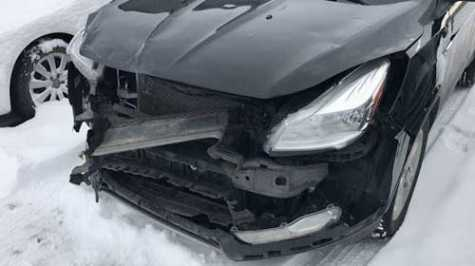 Snowy Conditions Keep Billings, MT, Auto Body Shops Busy