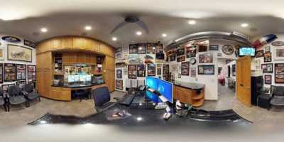 360-degree photo of the main office at Orlando Auto Body
