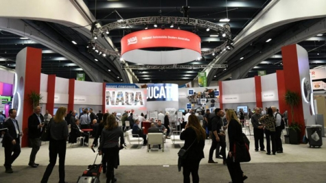 Attendees at NADA Show 2019 in San Francisco.