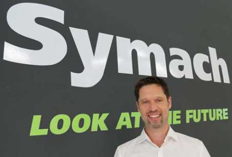 Stephen Healer is Symach's new UK sales manager