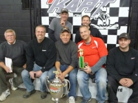 Pearson Auto Body, 1st Place - Jan. 9