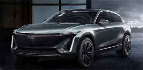 Cadillac to Unveil First Electric Car in April, It Will be a Midsize Electric Crossover