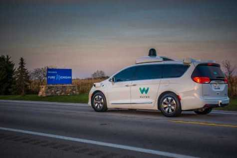 Waymo plans to use a facility on the north side of Detroit to convert Chrysler Pacifica Hybrids and other vehicles for its Waymo One fleet.