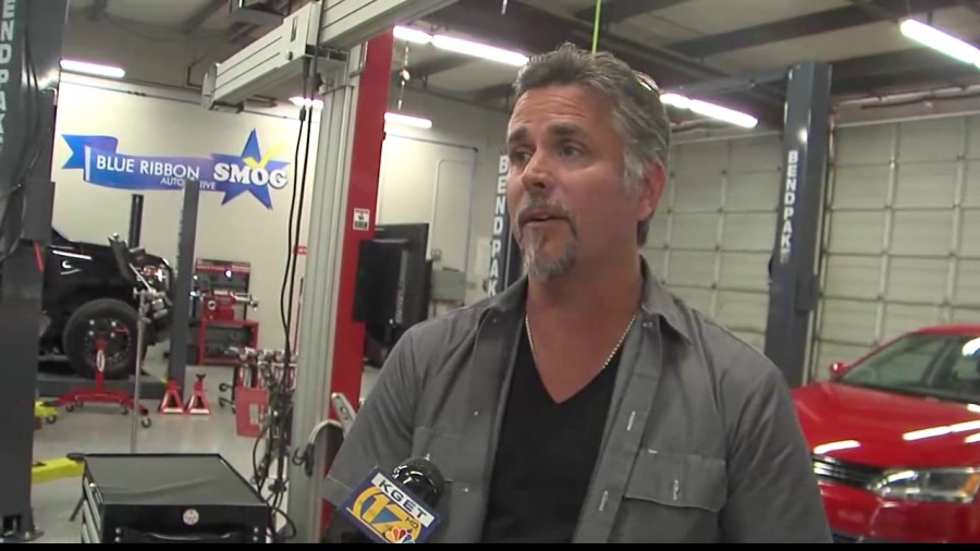 Richard Rawlings Of Fast N Loud Rocks The Discovery Channel With