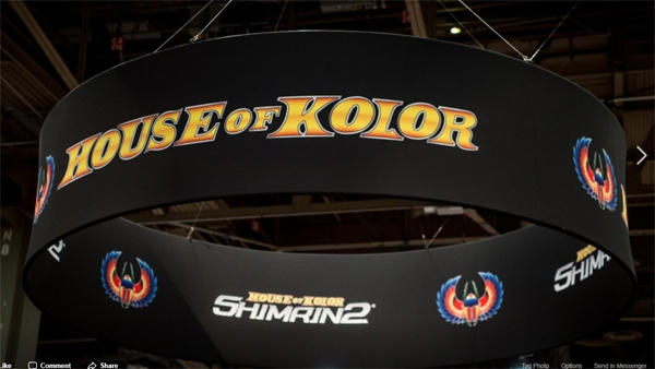 House of Kolor at SEMA 2017