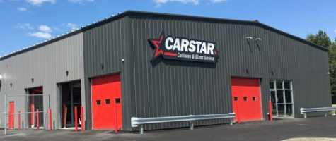 CARSTAR Fredericton Opens New Location Utilizing Symach Equipment