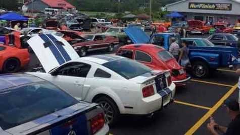 This year's Art Beckman Memorial Cruise-In for Hospice is slated for 10 a.m. to 3 p.m. Aug. 11 at Nu-Finish Collision Center, 1470 Maryland Highway, Mountain Lake Park.