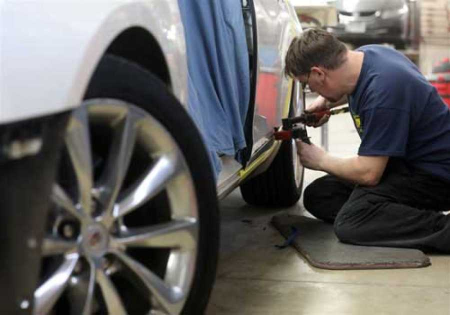 New Car Technology May Lead to Sticker Shock at Auto Body