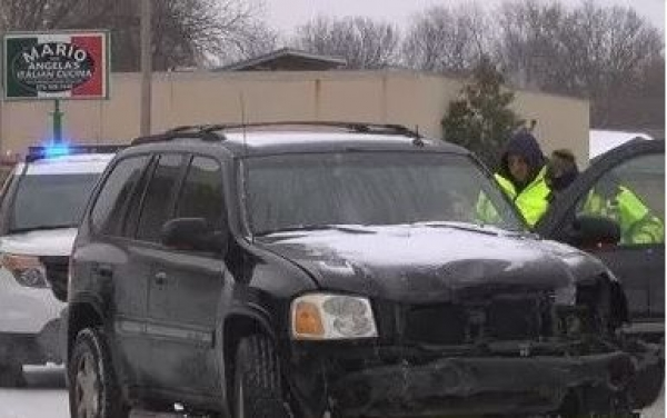Winter Mix Means Body Shops Are Busy in Missouri