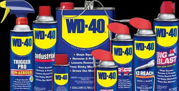 Did You Know WD-40 Could be Used for This?