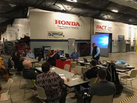 On Jan. 10, the South Carolina Association of Collision and Autobody Repair (SCACAR) hosted its first meeting of 2019 at the McKinney Automotive Center in Greeneville, SC.