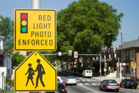 Analysis: Red-Light Cameras Don't Reduce Traffic Accidents or Improve Public Safety