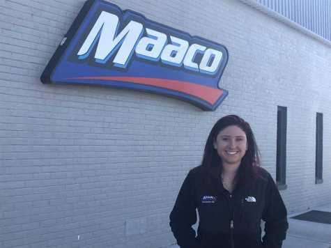 Katie Inge is co-owner of the Chesapeake, VA, Maaco on Smith Avenue.