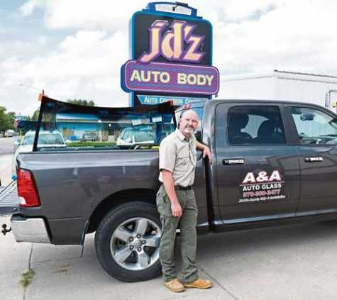 Travis Anderson, who retired in July as Brush, CO's police chief, has taken an opportunity to rekindle a passion he has for auto work and serving the community. With the support of J.D.'z Auto Body & Paint owner Derek Hass, Anderson has started A&A Auto Glass.