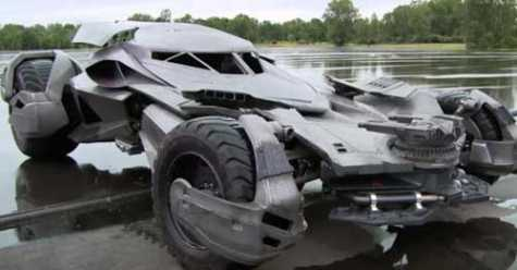 "On the Lighter Side: ""Batmobile"" Sold for $850,000 in Russia"