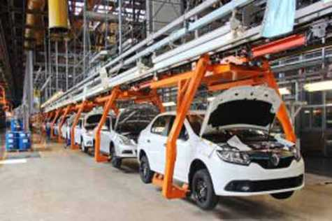 Pre-Pandemic Auto Production to Resume by Month End