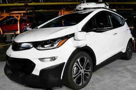 Connecticut pilot program may bring self driving cars to for General motors vehicle purchase program