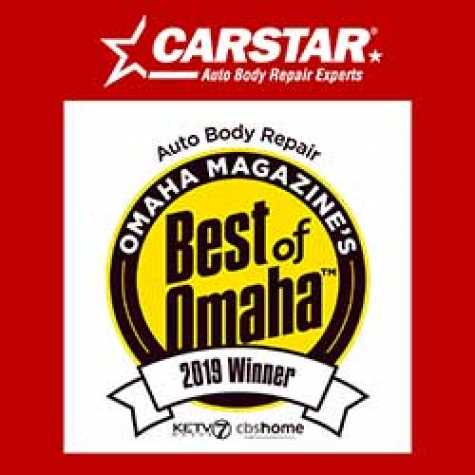 CARSTAR Voted a 2019 Best of Omaha, NE, Winner
