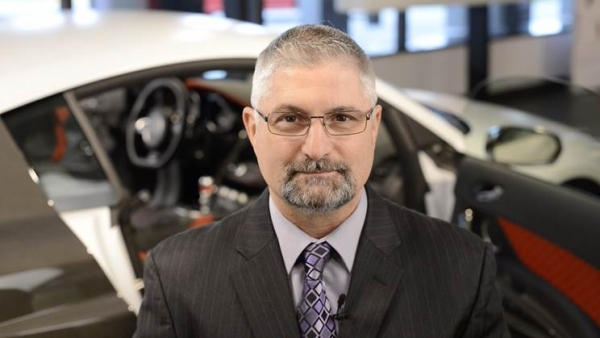 Mark Allen, collision programs manager for Audi USA