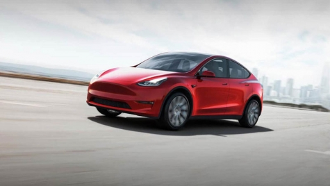 Tesla was one of only three automakers to post an increase in U.S. sales in 2020.