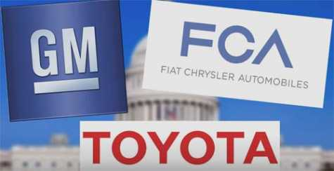 Three Automakers Side With Trump Over Authority on Emissions