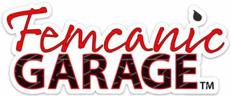 Femcanic Garage is a podcast featuring interviews with women in the automotive and racing industries.