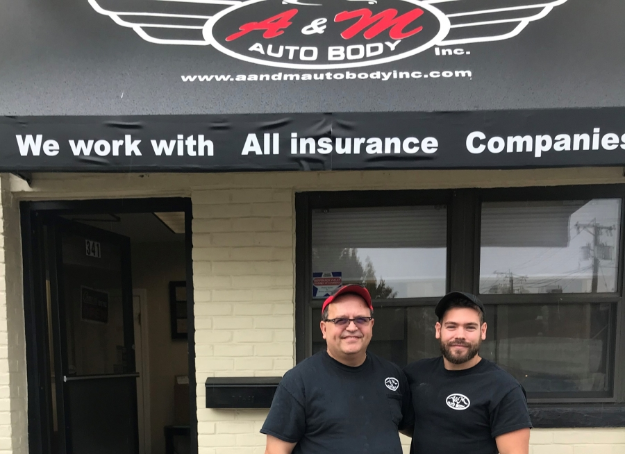 A And M Auto >> A M Auto Body Moves From East Boston To Lawrence Ma