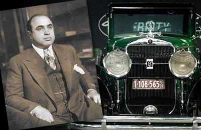 On the Lighter Side: Al Capone's Bulletproof Cadillac Could Be Yours for $1 Million