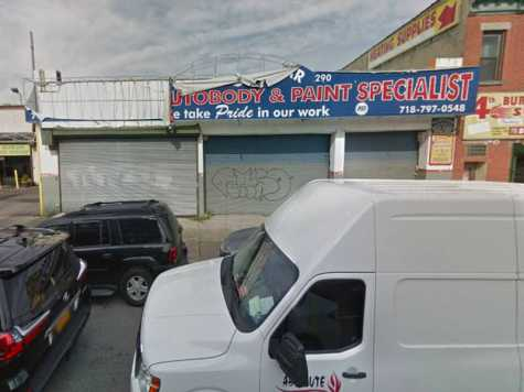 Gowanus ny auto body shop to become 4 floor office building for College street motors amherst ma