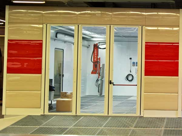 Symach FixStation Installation Supports Plans by Carglass to Expand Into Auto Body Repair