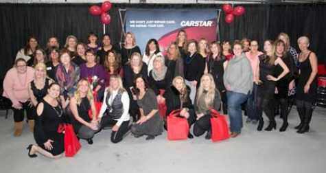 CARSTAR Ellis Brothers Collision Hosts Ladies Night for Cystic Fibrosis Foundation