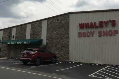 Whaley Body Shop, owned by Linda Whaley, is located in Nashville, TN.