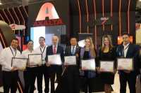 The Axalta Mexico team recently received seven certifications from CESVI - the most of any company in Mexico.